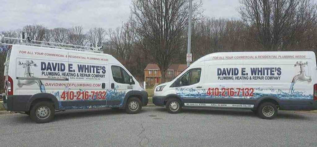 plumbing and heating repairs or installation in maryland