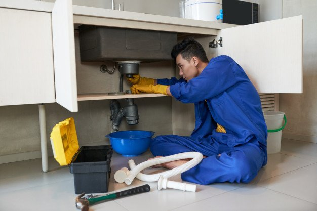 residential and commercial plumbing repair company bowie